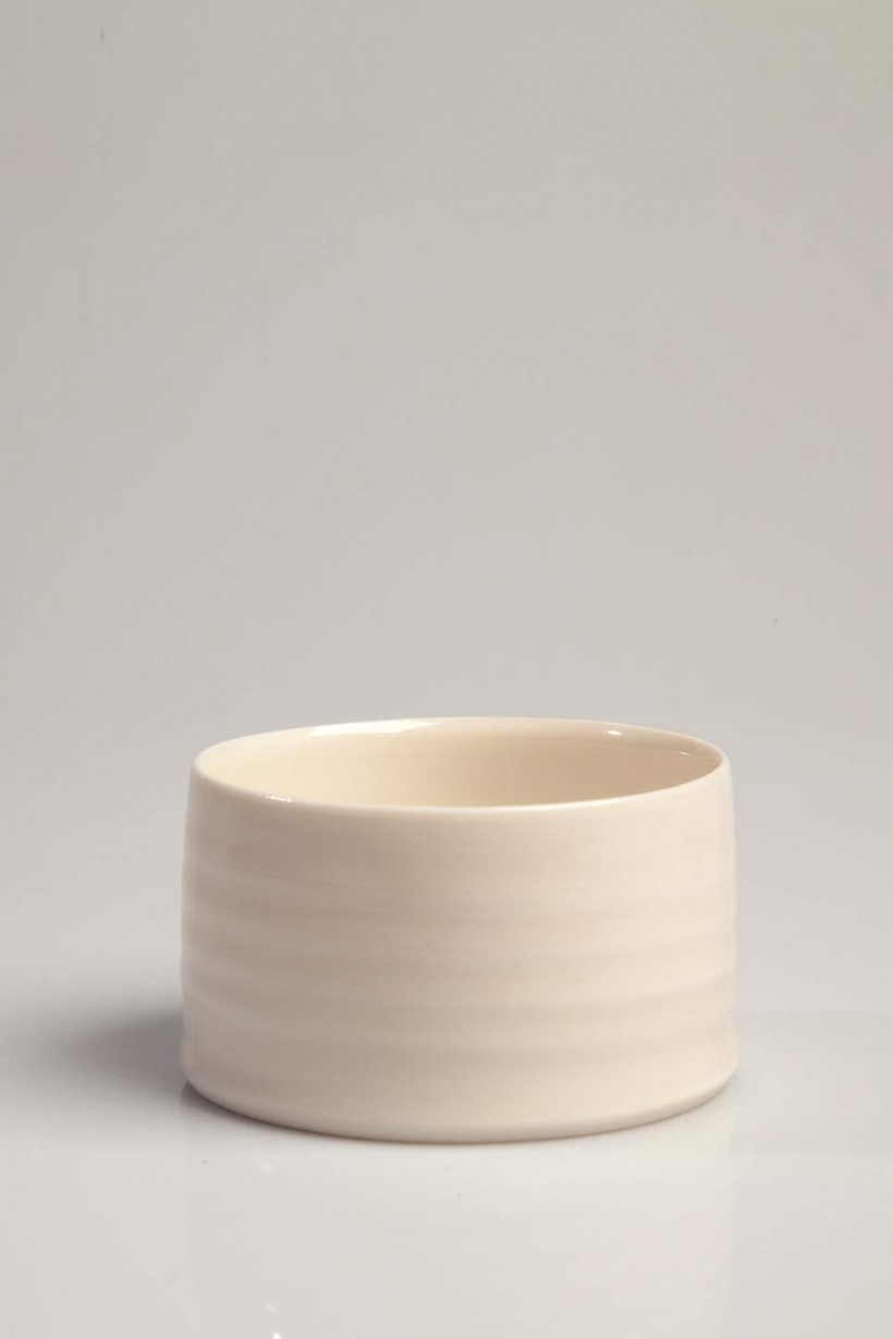 Sugar/dips Bowl White